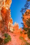 Bryka jaru park narodowy, Utah, Stany Zjednoczone Zdjęcia Stock
