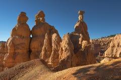 Bryka jaru park narodowy, Utah, Stany Zjednoczone Zdjęcie Royalty Free