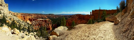 Bryka jaru park narodowy, Utah, usa obraz stock