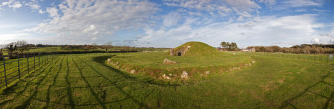 Bryn Celli Ddu Stock Photos