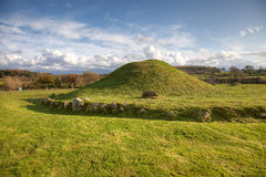 Bryn Celli Ddu Royalty Free Stock Image