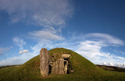 Bryn Celli Ddu Stock Images