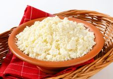 Bryndza cheese Royalty Free Stock Photography