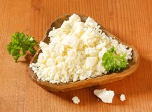 Bryndza cheese Royalty Free Stock Photos