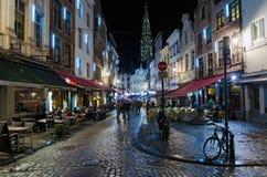 Bryssel arkivfoto