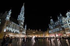 Bryssel royaltyfri foto