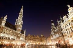 Bryssel royaltyfri fotografi