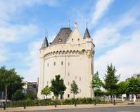 Bryssel Porte de Hal Royaltyfria Bilder