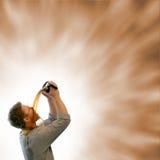 bryt kaffeextremen Fotografering för Bildbyråer