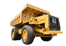 Bryta lastbilen arkivfoto