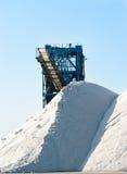 bryta salt Arkivbilder