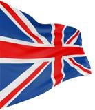 brytanii bandery united Obraz Royalty Free