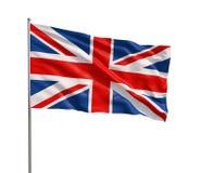 brytanii bandery united Fotografia Royalty Free