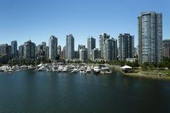brytyjczycy Canada Columbii Vancouver Zdjęcia Royalty Free