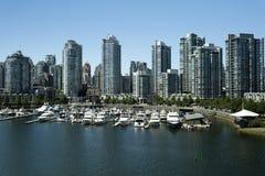 brytyjczycy Canada Columbii Vancouver Fotografia Stock