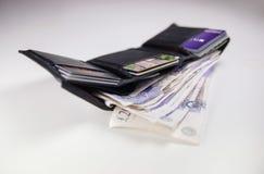 Brytyjska waluta obrazy stock