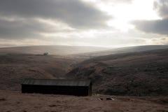 brytyjska wieś Zdjęcie Royalty Free