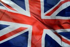 Brytyjski flaga Zdjęcie Royalty Free