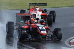 Brytyjski formuły 3 mistrzostwo 2013, Snetterton Zdjęcia Royalty Free