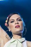 Brytyjski gwiazda muzyki pop Jessie J Zdjęcie Stock