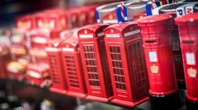 Brytyjski nostalgia sklep Obraz Royalty Free