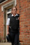 brytyjski oficer policji Obraz Stock