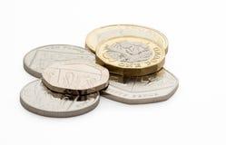 Brytyjski pieniądze Obraz Stock
