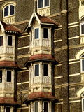 Brytyjskie budowy w Mumbai Obrazy Stock