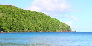 brytyjskie wyspy dziewicze Zdjęcia Royalty Free