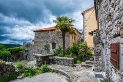 Brzęczenie, Istria, Chorwacja zdjęcia stock