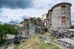 Brzęczenie, Istria, Chorwacja obraz stock