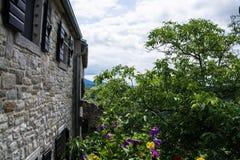 Brzęczenie, Istria, Chorwacja obraz royalty free
