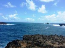 Brzeg Honolulu serie Fotografia Royalty Free