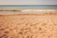 Brzeg morze Zdjęcie Royalty Free