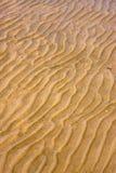 Brzeg tekstura i wyginająca się linia w Rio De Los angeles Plata Obraz Royalty Free