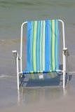 brzegowa krzesło zatoka zdjęcia stock