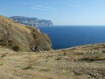 brzegowa panorama Fotografia Stock