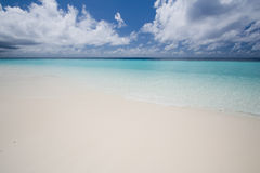 brzegowy calmness ocean Obrazy Royalty Free