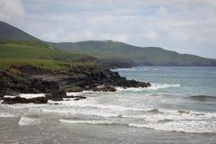 brzegowy irlandzki zachód zdjęcie stock
