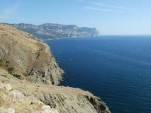 brzegowy krajobraz Fotografia Royalty Free