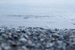 brzegowy krajobrazowy skalisty morze Obraz Royalty Free
