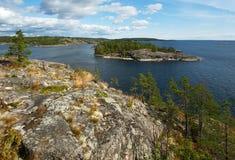 brzegowy Ladoga Obraz Royalty Free
