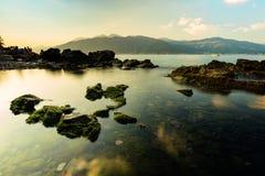 brzegowy Montenegro Zdjęcie Stock