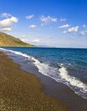 brzegowy morze Fotografia Royalty Free