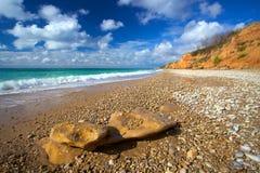 brzegowy morze Obraz Royalty Free