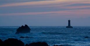 brzegowy morze Obrazy Stock