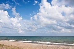 brzegowy morze Zdjęcie Royalty Free