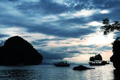brzegowy morze fotografia stock