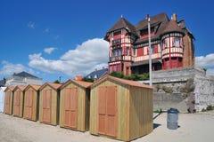 brzegowy Normandy obrazy stock