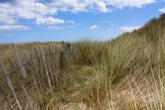 brzegowy Northumberland Zdjęcie Stock